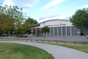 Baypex 2014 arena