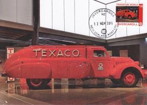 1940 Dodge RX70 Airflow 'Texaco' petrol tanker