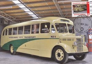 1946 Bedford OWB/58 bus