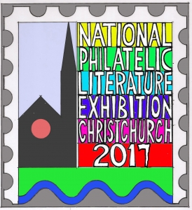 Christchurch literature 2017 logo